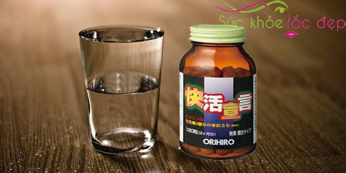 Tinh  chất hàu tươi tỏi nghệ orihiro là gì?