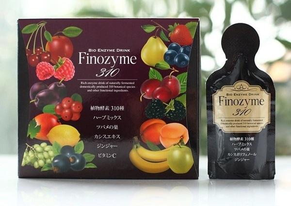Nước uống thảo mộc giảm cân làm đẹp da Finozyme 310