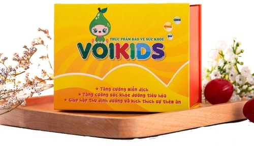 Cốm ăn ngon cho bé Voikids