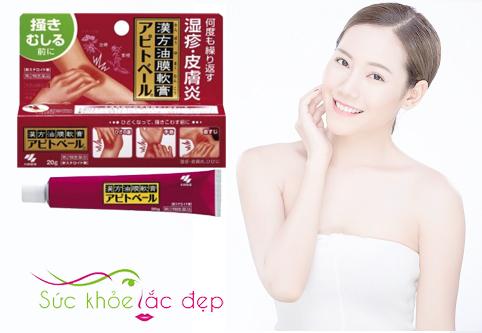 Cách sử dụng kem kobayashi 20g hiệu quả.