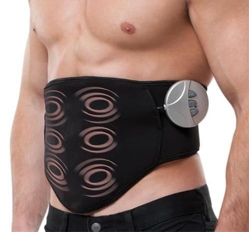 Đai Massage Lưng Bụng Bodi-Tek BBMG Của Anh Quốc Chính Hãng Mẫu Mới