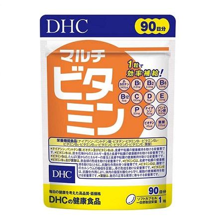 DHC Vitamin tổng hợp 90 ngày - DHC Multi Vitamin Nhật Bản
