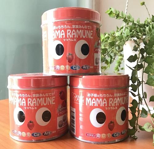 Địa Chỉ Bán Kẹo Biếng Ăn Mama Ramune Nhật Bản Chính Hãng, Giá Tốt