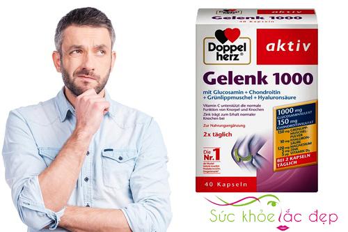 Viên uống Doppelherz Aktiv Gelenk là gì?