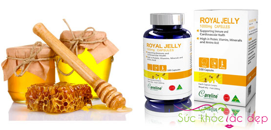 Review của khách hàng sau khi sử dụng sữa ong chúa Royal jelly 1000mg