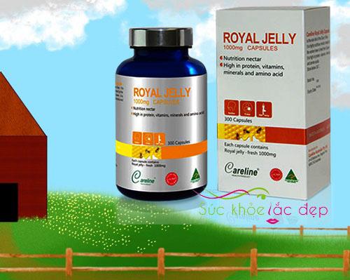 Sữa ong chúa Royal Jelly 1000mg là gì?