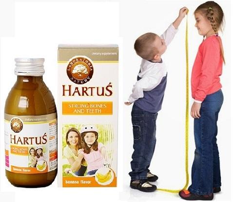 Canxi Hartus 150ml là gì?