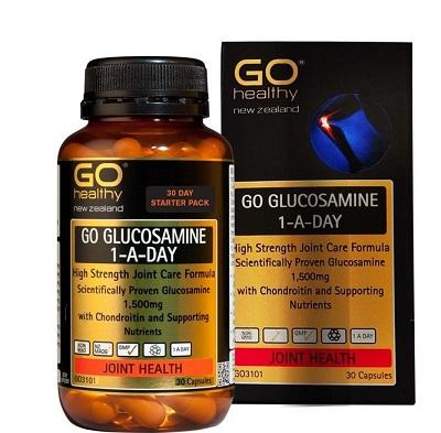 Viên xương khớp GO Glucosamine 1-A-Day 1500mg New Zealand