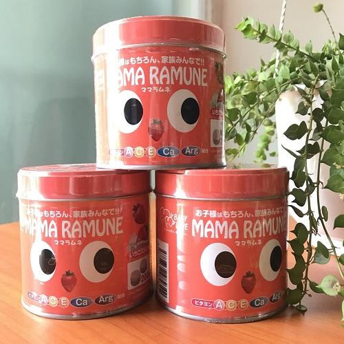 Hướng Dẫn Cách Sử Dụng Kẹo Mama Ramune Cho Trẻ Biếng Ăn