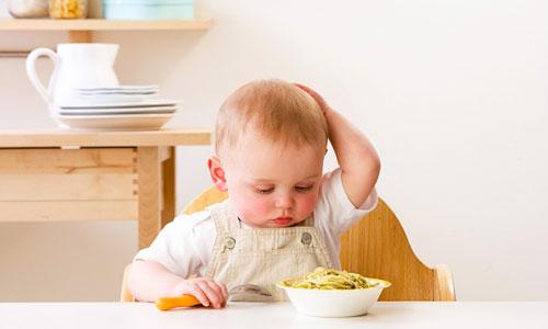 Dấu hiệu biếng ăn ở trẻ nhỏ