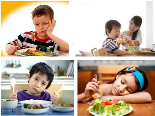 Nguyên nhân nào gây ra biếng ăn ở trẻ