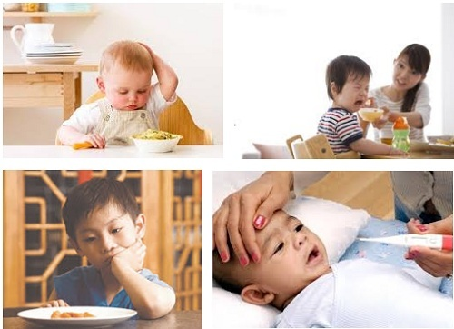 Biếng ăn gây ra những hậu quả gì?