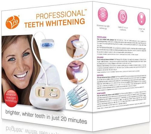 Máy làm trắng răng chuyên nghiệp RIO DCWH7