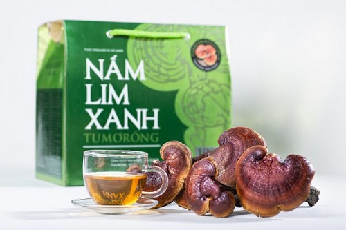 Nấm Lim Xanh Tumorong