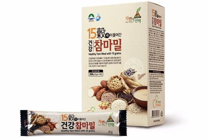 Sữa Ngũ Cốc 15 Loại Củ Quả Hàn Quốc