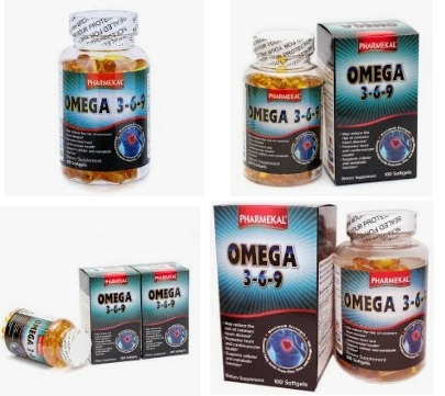 pharmekal omega 3-6-9
