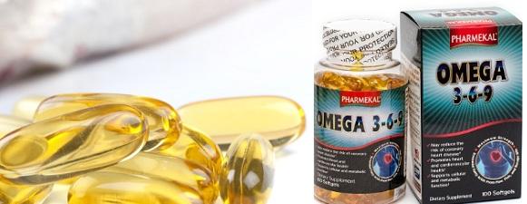 thuốc bổ mắt omega 3 6 9 của mỹ
