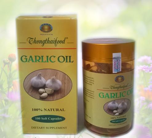REVIEW Tinh Dầu Tỏi Garlic Oil Natural 100 Viên Có Tốt Không