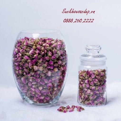 Hoa Hồng Iran Rose Damask 100gr