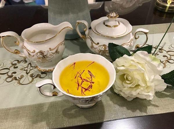 Nhụy hoa nghệ tây Saffron Bahraman Super Negin