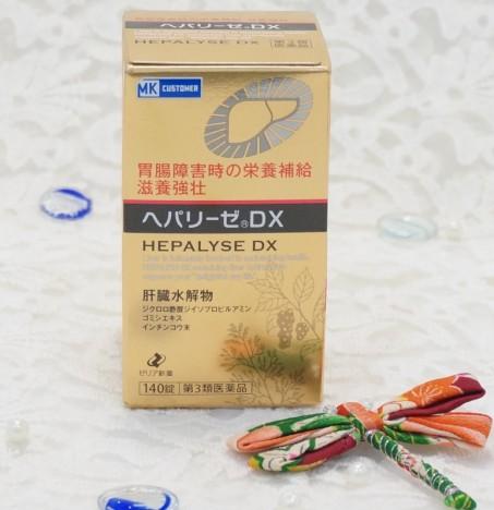 Viên bổ gan Hepalyse Dx thảo dược quý từ thiên nhiên