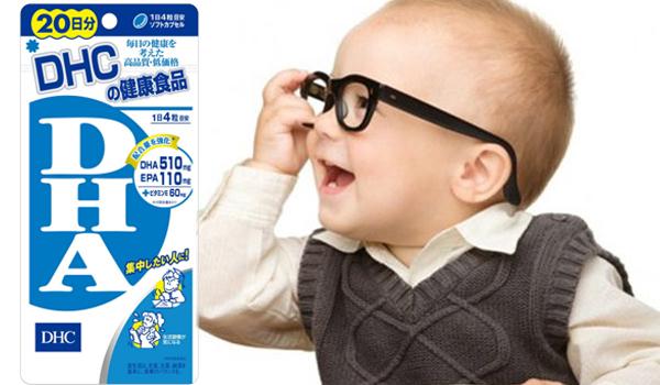 DHA tăng khả năng học hỏi ở trẻ nhỏ