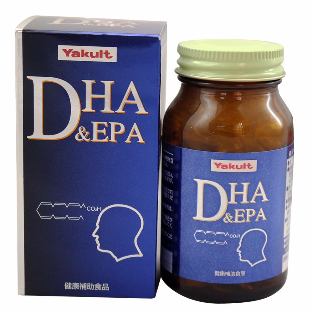 Viên Yakult DHA và EPA Nhật Bản bổ não tăng cường trí nhớ