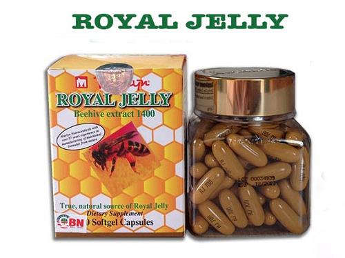 sữa ong chúa Royla Jelly - món quà ý nghĩa cho sức khỏe và sắc đẹp