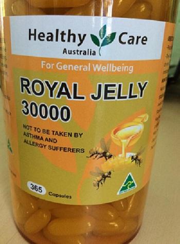 sữa ong chúa Healthy Care