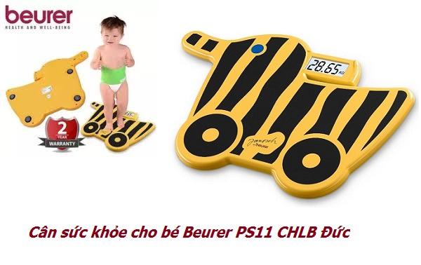 Cân sức khỏe cho bé Beurer PS11 CHLB Đức