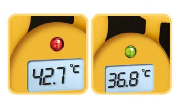 Nhiệt kế điện tử đo nhiệt độ nước tắm Beurer BY08