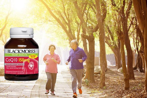 Thực phẩm chức năng bổ tim mạch Blackmores CoQ10 150 mg