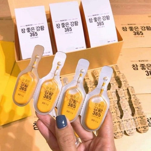 Tinh chất nghệ Nano 365 Curcumin cao cấp Hàn Quốc dạng lỏng