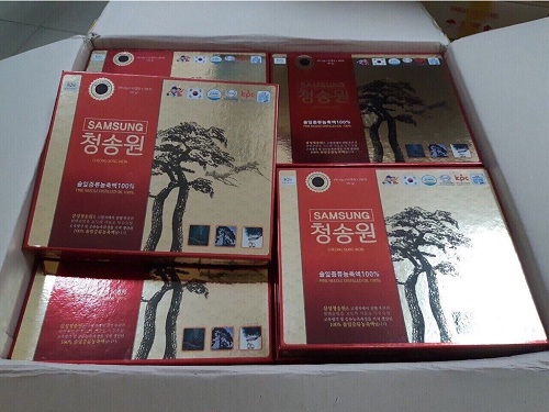 tinh dầu chính phủ cheong song won phù hợp với nhiều đối tượng người dùng