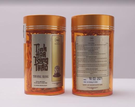 tinh hoa trùng thảo thượng hạng đảm bảo an toàn cho sức khỏe người dùng