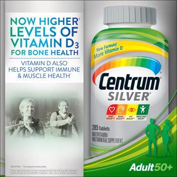 Top 3 thuốc bổ cho người già của Mỹ tốt nhất hiện nay