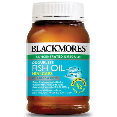 Top 3 viên uống dầu cá của Úc tốt nhất hiện nay
