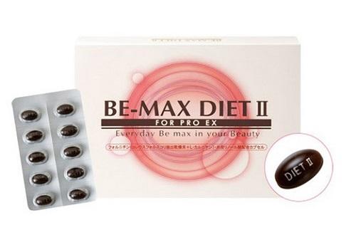 Viên uống giảm cân Be Max Diet II