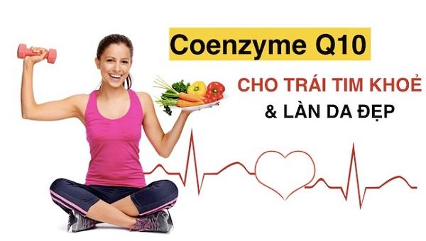 Review top 5 thuốc hỗ trợ tim mạch Coq10 được yêu thích nhất