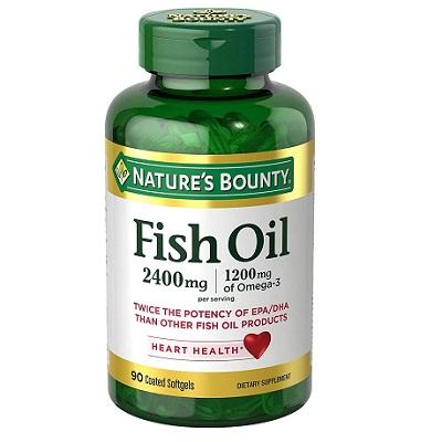 Top 5 viên dầu cá omega 3 của Mỹ đang được ưa chuộng nhất