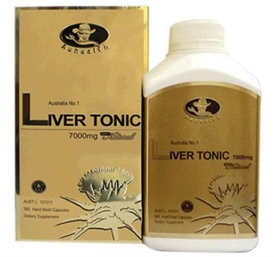 Viên uống giải độc gan Swisse Liver Detox Úc