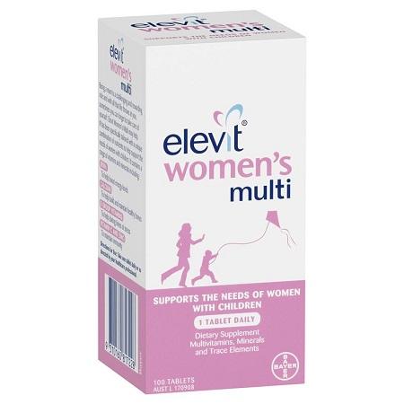 Top 7 Vitamin tổng hợp cho phụ nữ sau sinh được chuyên gia khuyên dùng