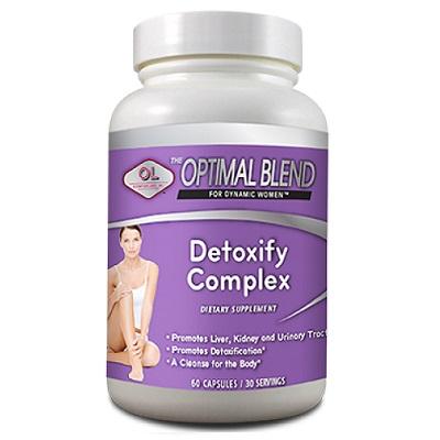 Detoxify Complex 60 Viên