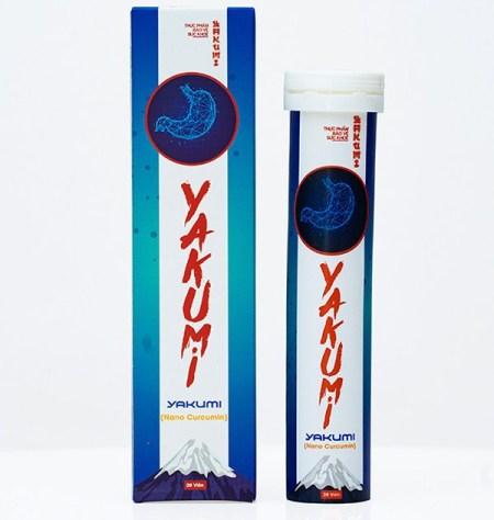 Viên sủi dạ dày Yakumi giải pháp số 1 cho người đau dạ dày