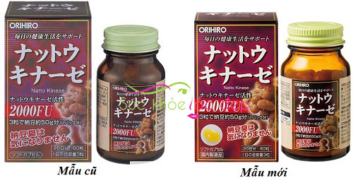 Cách sử dụng nattokinase 2000fu orihiro của Nhật Bản Đối với người bồi bổ sức khỏe, tăng cường thể lực