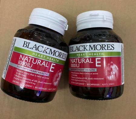 blackmore natural vitamin e 1000iu