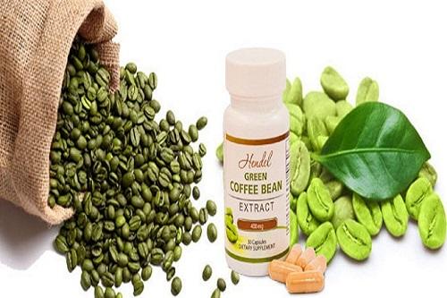 trà giảm cân cofee bean