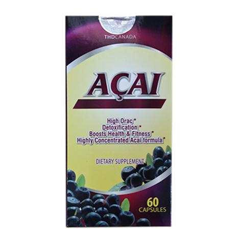 Mua viên uống chống lão hóa Acai USA tại suckhoesacdep.vn