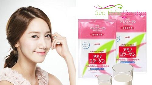 Tác dụng của Meiji Amino Collagen là gì?