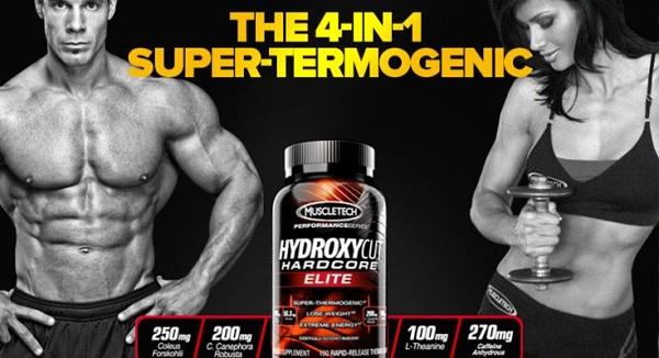 MuscleTech Hydroxycut Elite 100 viên